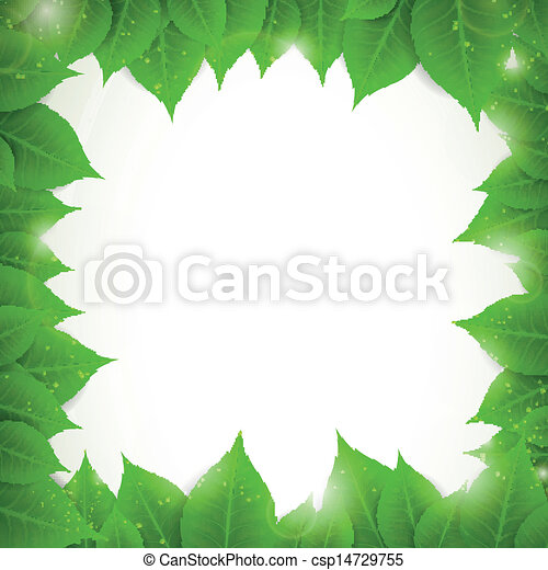Vector Nature Background - csp14729755