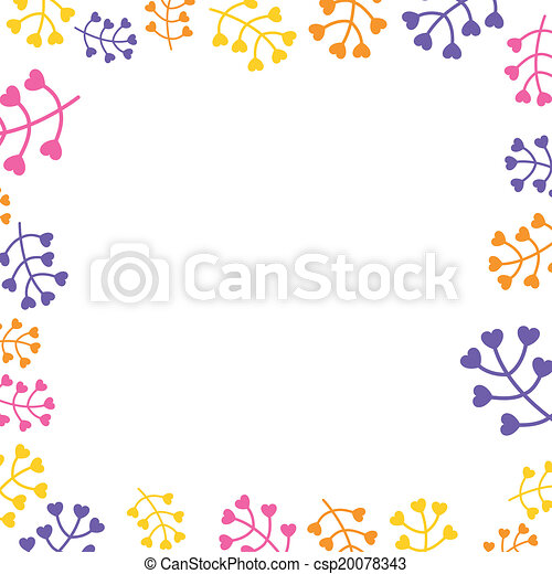 Vector Nature Background - csp20078343
