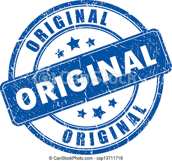 Vector original stamp - csp13711719