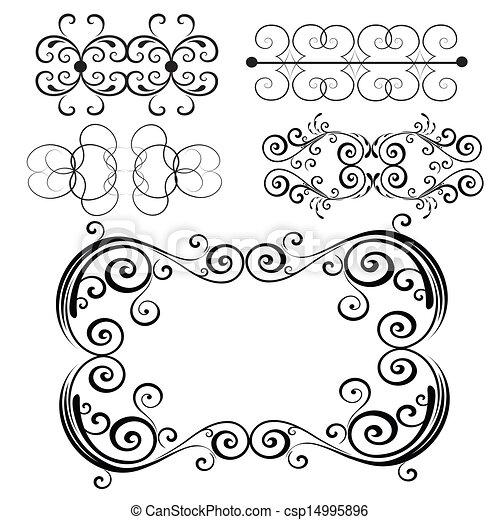 vector-ornament-set-7 - csp14995896