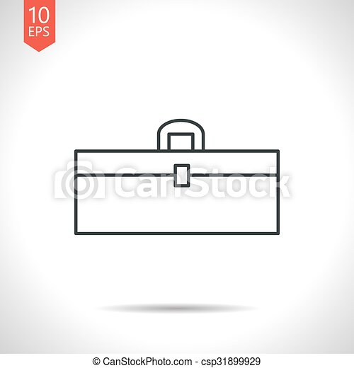 Vector outline icon - csp31899929
