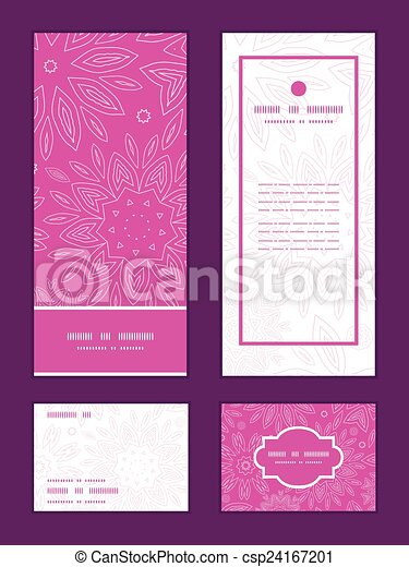 Vector pink abstract flowers texture vertical frame pattern vector pink abstract flowers texture vertical frame pattern invitation greeting rsvp and thank you stopboris Image collections
