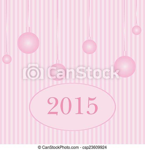Feliz Año Nuevo - csp23609924