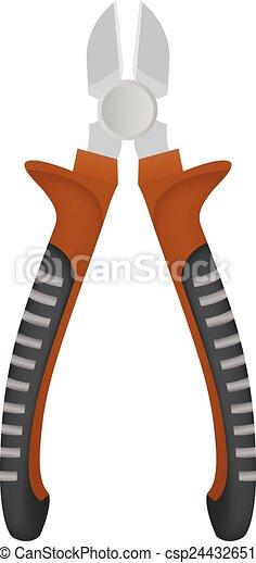 Vector pliers - csp24432651