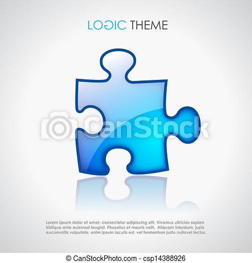 Vector puzzle - csp14388926