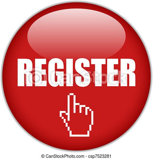 Vector register button - csp7523281