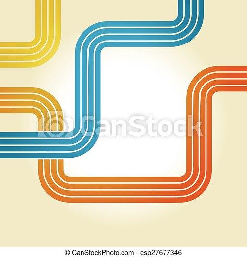 vector retro style - csp27677346