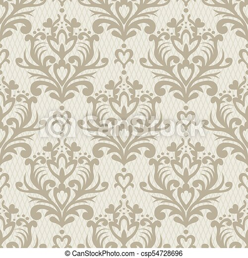 Vector seamless floral damask pattern rich ornament old damascus vector seamless floral damask pattern rich ornament old damascus style royal victorian seamless pattern for wallpapers textile wrapping stopboris Choice Image