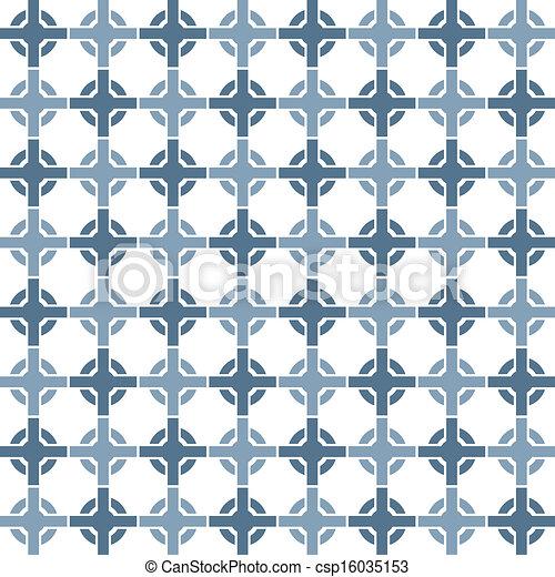 vector seamless geometric background pattern - csp16035153
