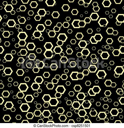 Vector seamless wallpaper - csp8251501
