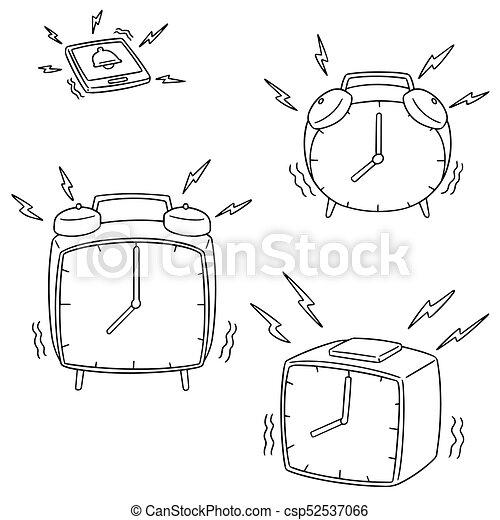 vector set of clock - csp52537066