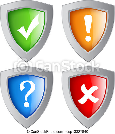 Vector shields - csp13327840