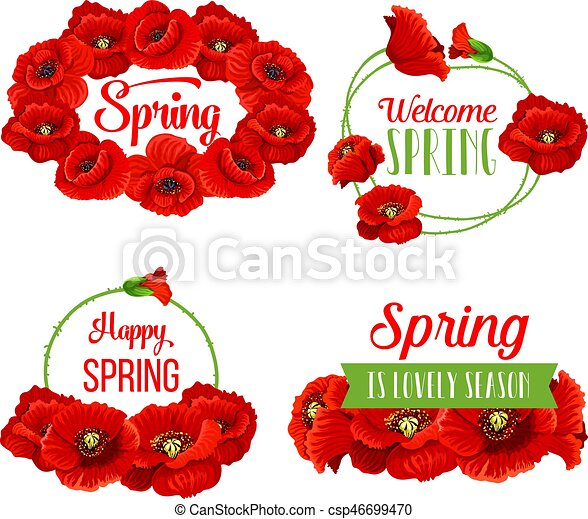 Vector spring flowers bunches for greeting quotes springtime vector spring flowers bunches for greeting quotes mightylinksfo
