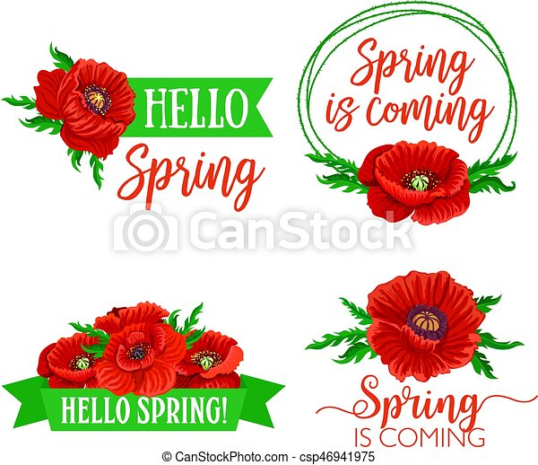 Vector spring time flowers and quotes bouquets spring time floral vector spring time flowers and quotes bouquets mightylinksfo