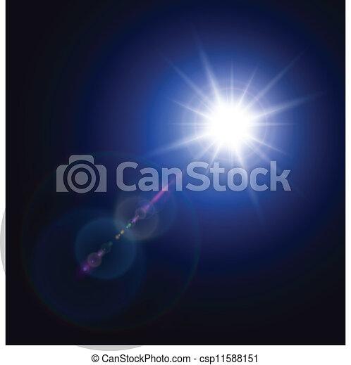 Vector star - csp11588151