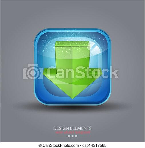 vector symbol / icon download - csp14317565