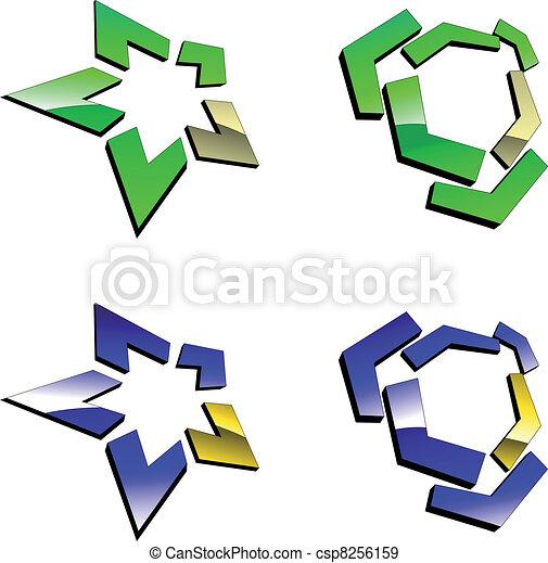 Vector symbols - csp8256159