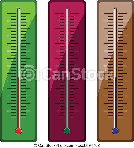 vector thermometers - csp8694702