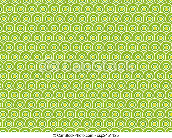 Vector tile background - csp2451125