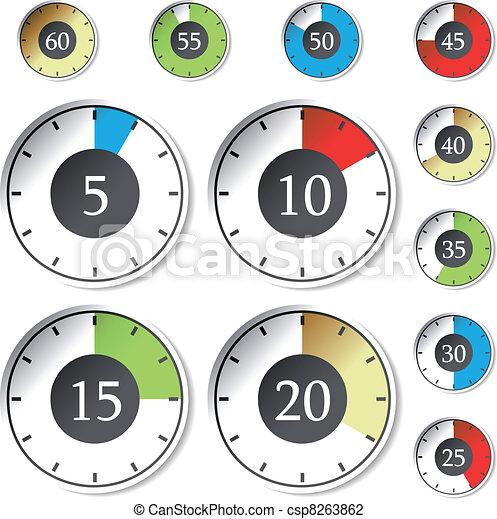 Vector timer - csp8263862