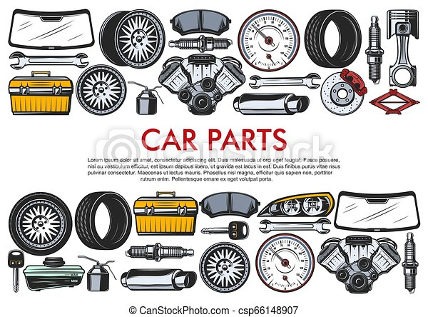 Car Parts Png, Vector, PSD, and Clipart With Transparent Background for  Free Download | Pngtree