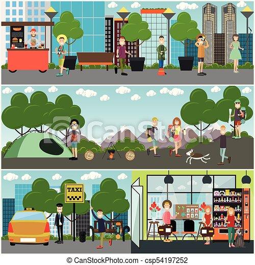 Buying Souvenir Stock Illustrations – 163 Buying Souvenir Stock  Illustrations, Vectors & Clipart - Dreamstime