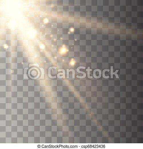 Sun Light Clip Art at Clker.com - vector clip art online, royalty free &  public domain