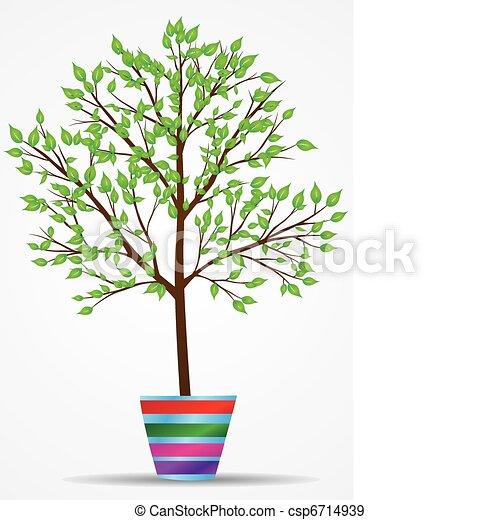 Vector tree - csp6714939
