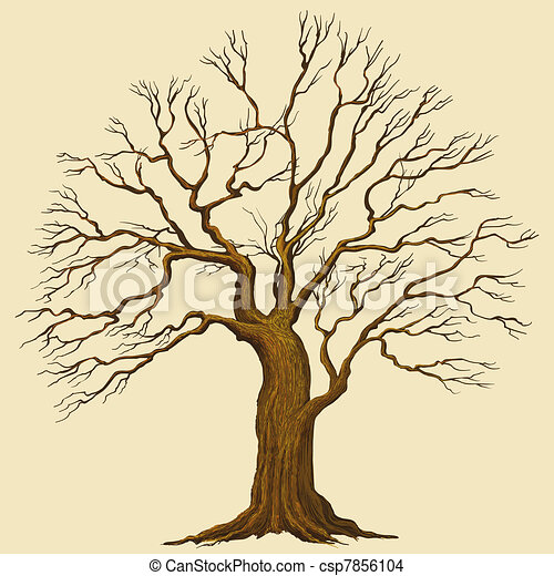 Vector tree - csp7856104