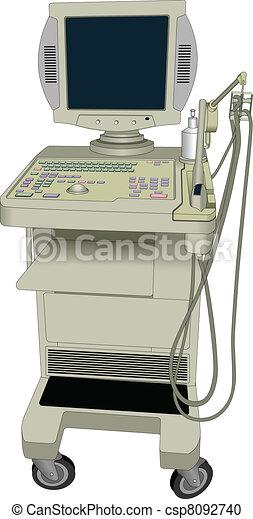 Vector ultrasonic device  Ultrasound
