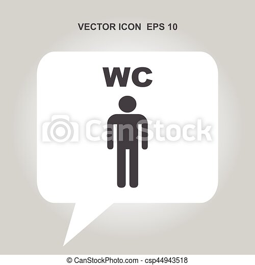 Icono Vector Wc