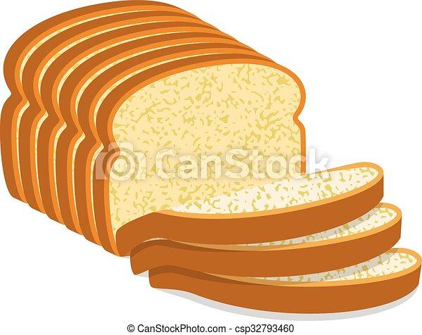 white bread illustrations and clipart 26 587 white bread royalty rh canstockphoto com clip art breakfast clip art bedroom