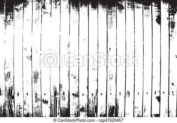 Vector wooden Texture - csp47620457