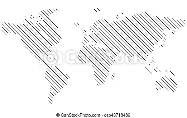 Vector world map lines diagonal vektor weltkarte vector vector world map lines diagonal vektor weltkarte linien diagonal gumiabroncs Choice Image