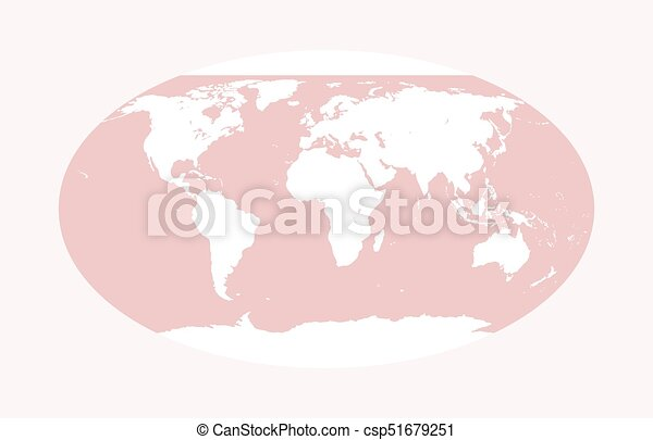 Vector world map pink globe pink vector world map globe vector world map pink globe gumiabroncs Image collections