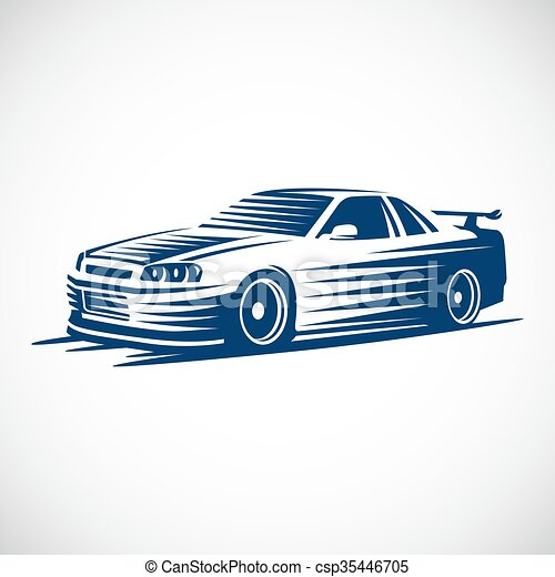 vectro sport car - csp35446705
