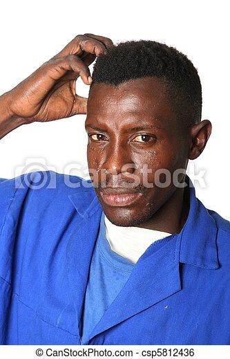 modne afrikanske rør