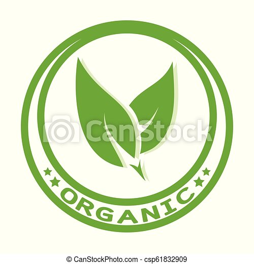 vegan, pictogram - csp61832909