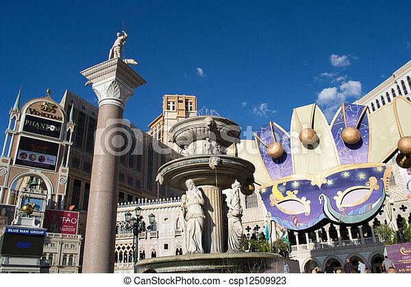 Las Vegas - csp12509923