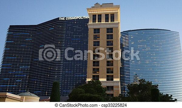 La tira de Las Vegas - csp33225824