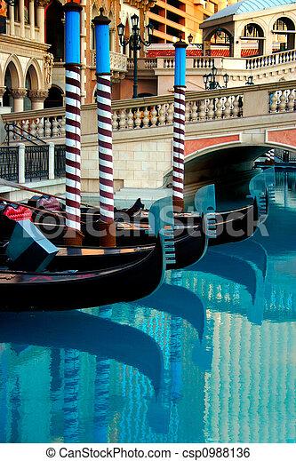 Venetian, Las Vegas - csp0988136