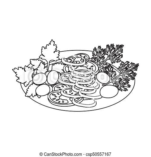 Single salad login