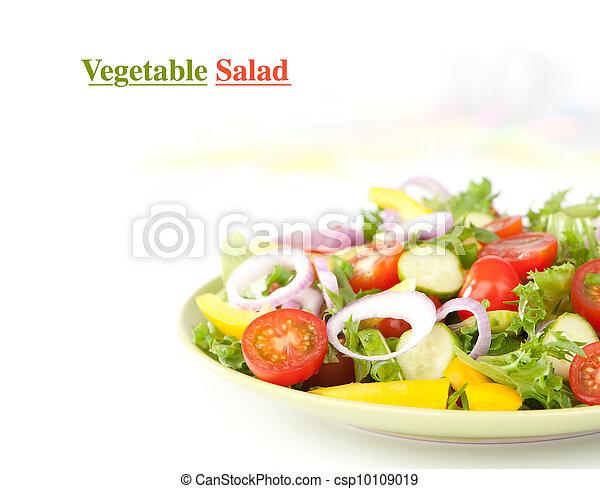Vegetable Salad - csp10109019