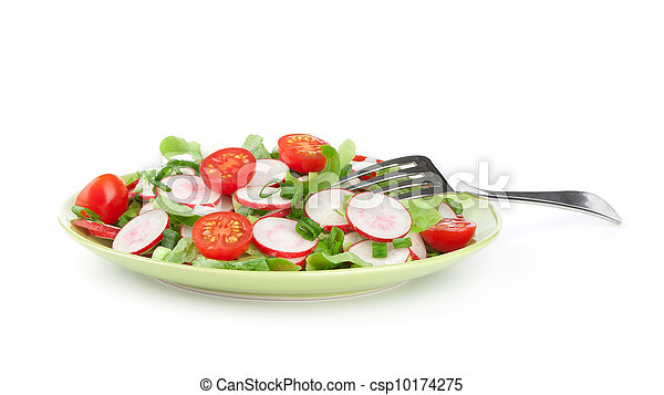 vegetable salad - csp10174275