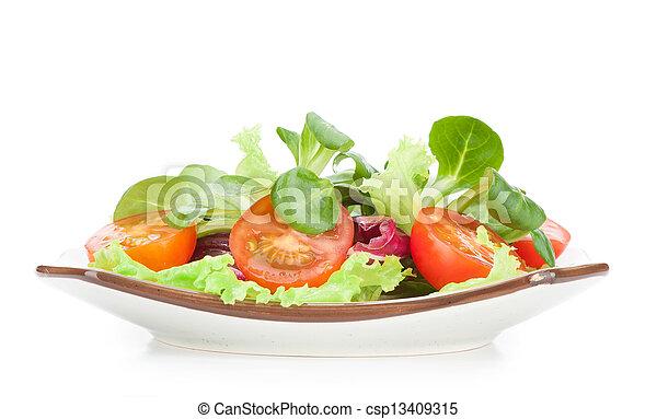 vegetable salad - csp13409315