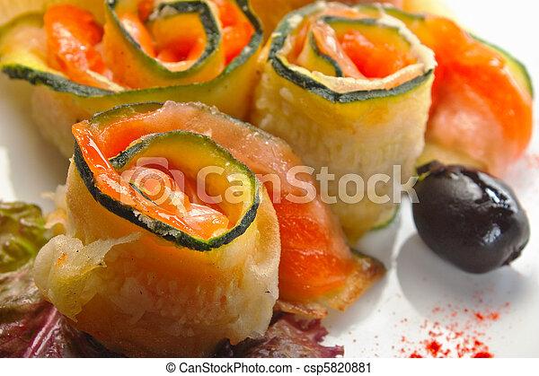 Vegetable salad - csp5820881