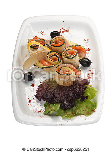 Vegetable Salad - csp6638251