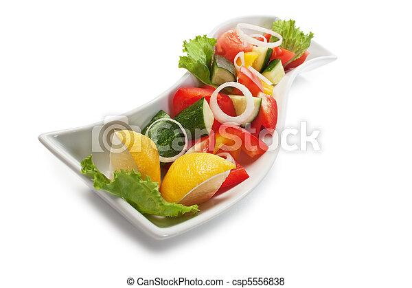 Vegetable Salad - csp5556838