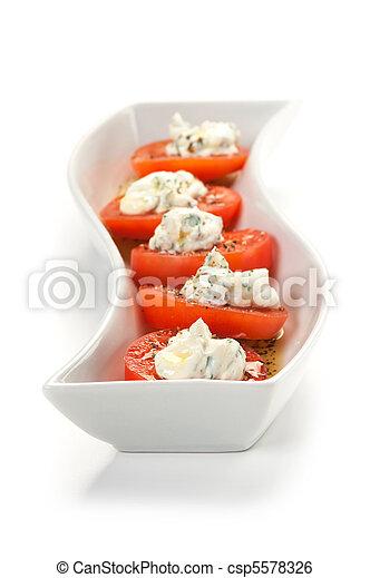 Vegetable salad - csp5578326