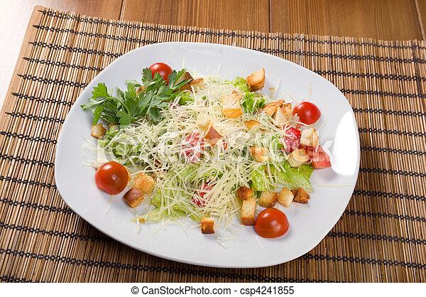vegetable salad - csp4241855